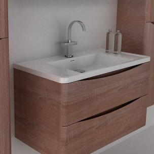 MUEBL TIMBER 60 PINO CON/LAVAMANOS